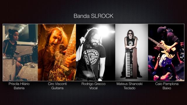 Banda SLROCK.001
